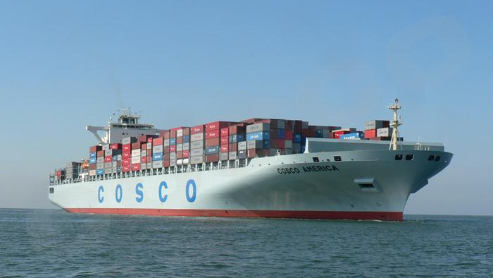 Cosco takes top spot for liftings in Q3, overtaking Maersk Line
