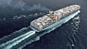 Maersk Line scraps port call to Shanghai, Shenzhen due to congestion