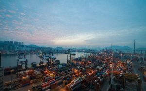 HK container volume breaches 20m TEU mark for 2017, up 5pc