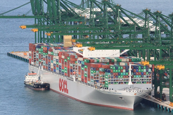 Report: COSCO's OOCL Acquisition to Be Finalized by the End of June