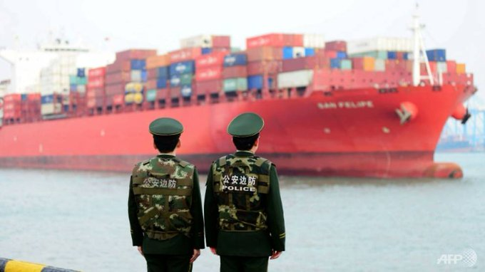 Commentary: In the eye of a trade war storm but China still takes the long view