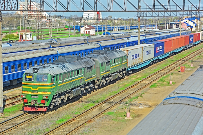 DHL launches 12-day China–Europe rail service