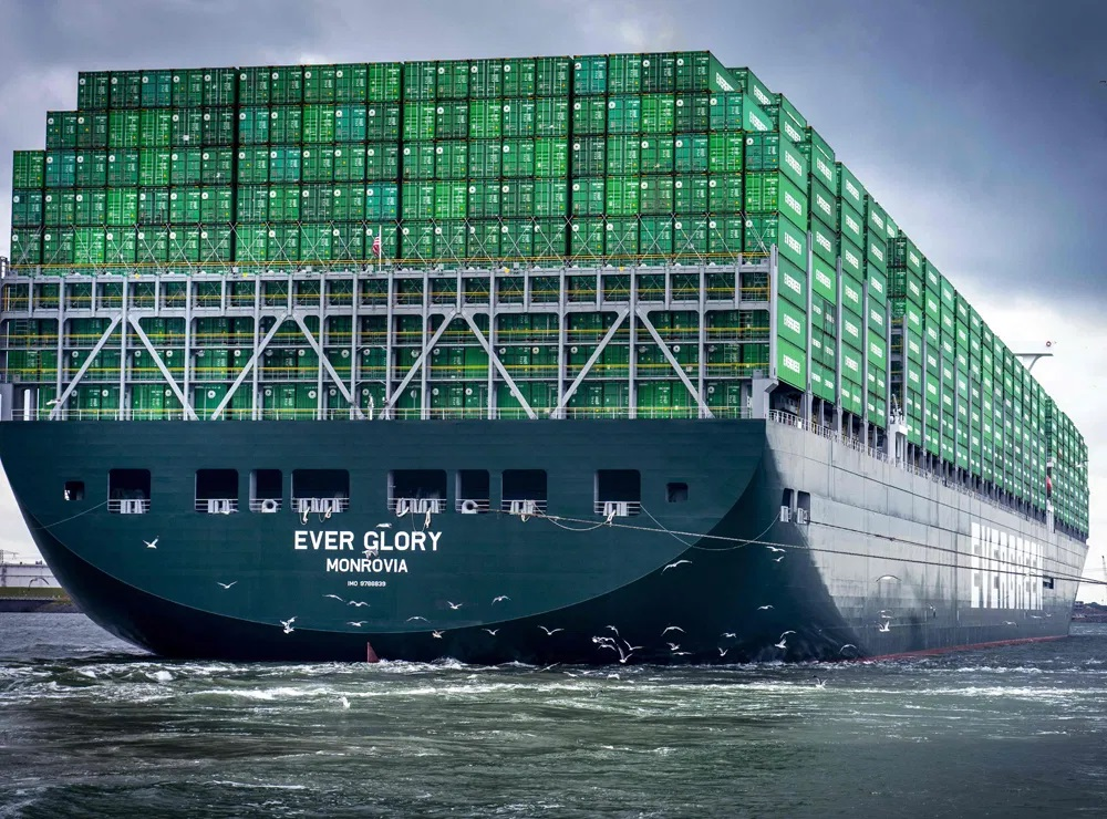 Pandemic will hasten automation of container shipping jobs